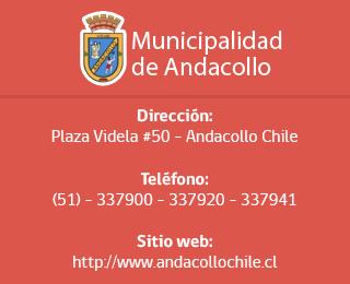 Link a Municipalidad del Andacollo